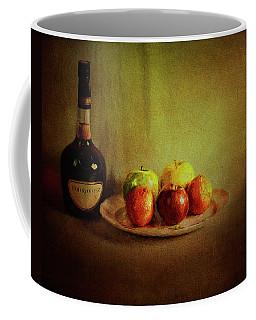 Cognac And Fruits Coffee Mug