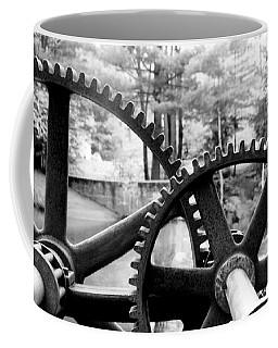Cogs Coffee Mug by Greg Fortier