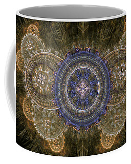 Cogwheel Butterfly  Coffee Mug