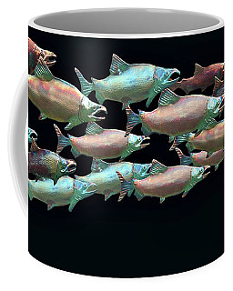 Coho Migration Coffee Mug