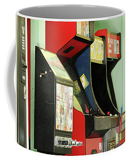 Coin Operation Coffee Mug