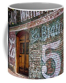 Coke And 5 Cent Cigars Coffee Mug