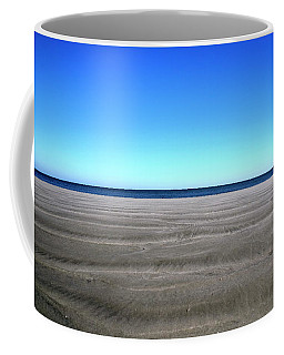 Cold Beach Day Coffee Mug