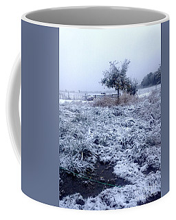 Cold Blue Coffee Mug