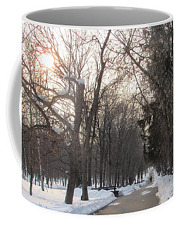 Cold But Not Lonely Coffee Mug