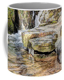 Cold Feet Coffee Mug