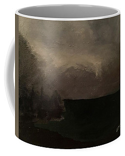 Cold Fog And Sea Coffee Mug