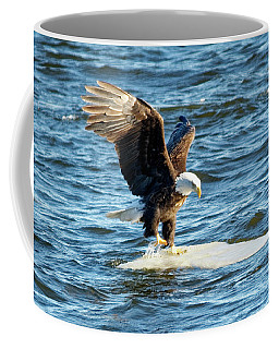 Cold Landing Coffee Mug