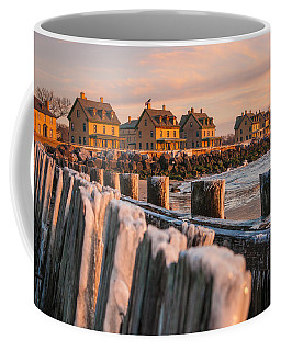 Cold Row Coffee Mug