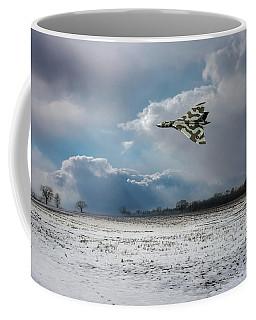 Coffee Mug featuring the photograph Cold War Warrior by Gary Eason