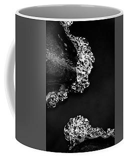 Cold White Diamonds Coffee Mug by Darren White