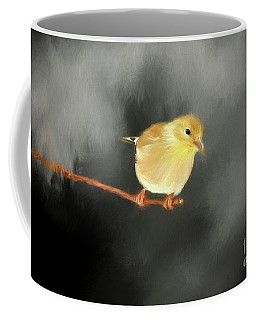 Coffee Mug featuring the photograph Cold Winters Day by Darren Fisher