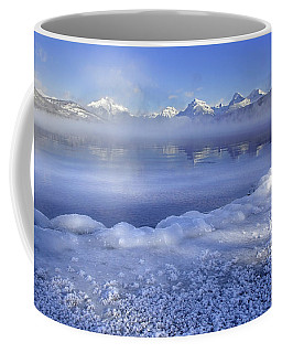 Colder Weather Coffee Mug by Jack Bell