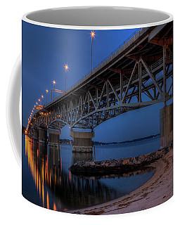 Coleman Bridge Coffee Mug