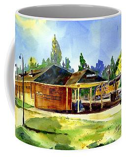 Colfax Rr Depot Coffee Mug