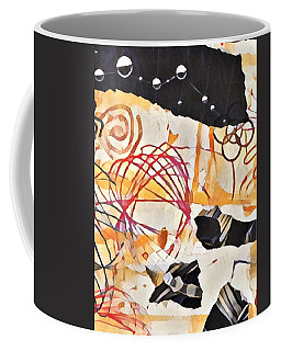 Collage Details Coffee Mug