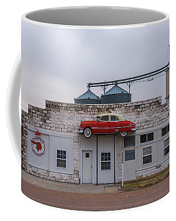 Coffee Mug featuring the photograph Collyer Bar by Darren White