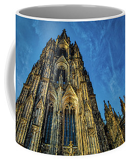 Cologne Cathedral Afternoon Coffee Mug