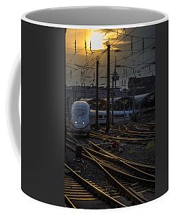 Cologne Central Station Coffee Mug