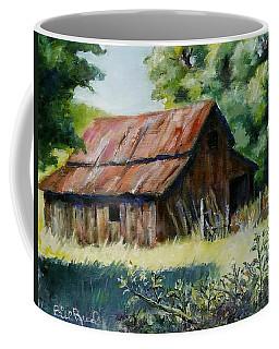 Coloma Barn Coffee Mug