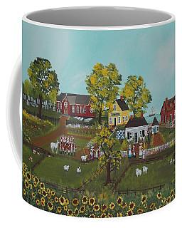 Colonial America Coffee Mug