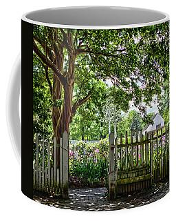 Colonial Gardens 3 Coffee Mug