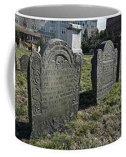Colonial Graves At Phipps Street Coffee Mug