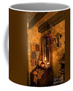 Colonial Kitchen Evening Coffee Mug