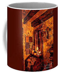 Colonial Kitchen Evening Warmth Coffee Mug