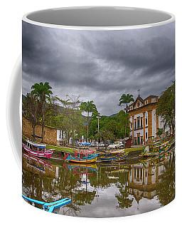 Colonial Town Of Paraty Coffee Mug