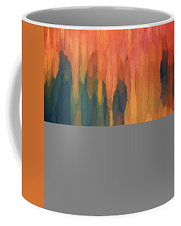 Color Abstraction L Sq Coffee Mug