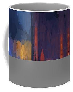 Color Abstraction Lii Coffee Mug