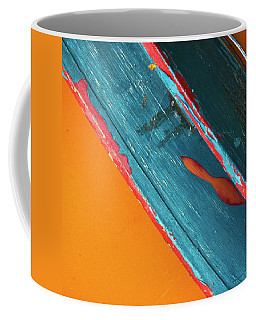 Color Abstraction Lxii Sq Coffee Mug