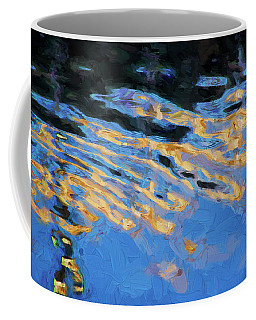 Color Abstraction Lxiv Coffee Mug