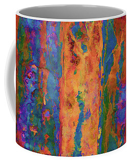 Coffee Mug featuring the photograph Color Abstraction Lxvi by David Gordon