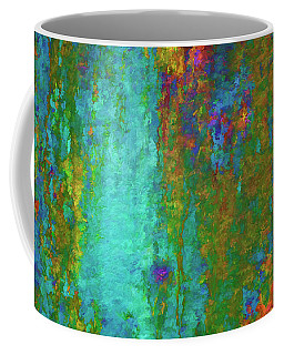 Coffee Mug featuring the photograph Color Abstraction Lxvii by David Gordon