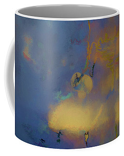 Coffee Mug featuring the photograph Color Abstraction Lxviii by David Gordon