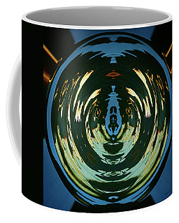 Coffee Mug featuring the photograph Color Abstraction Lxx by David Gordon