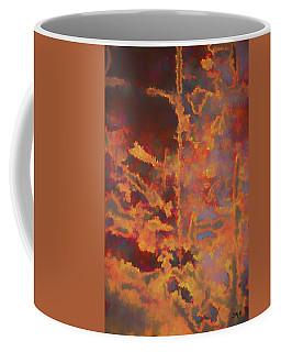Color Abstraction Lxxi Coffee Mug