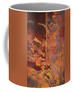 Coffee Mug featuring the photograph Color Abstraction Lxxi by David Gordon
