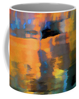 Coffee Mug featuring the photograph Color Abstraction Lxxii by David Gordon