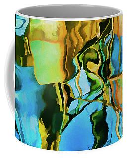 Color Abstraction Lxxiii Coffee Mug
