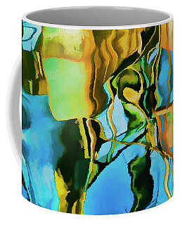 Coffee Mug featuring the photograph Color Abstraction Lxxiii by David Gordon