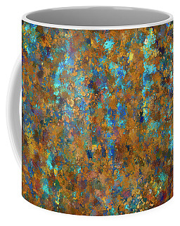 Color Abstraction Lxxiv Coffee Mug