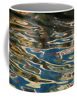 Coffee Mug featuring the photograph Color Abstraction Lxxv by David Gordon