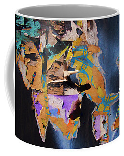 Coffee Mug featuring the photograph Color Abstraction Lxxvii by David Gordon
