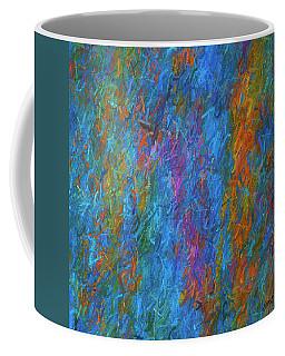 Color Abstraction Xiv Coffee Mug
