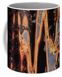 Color Abstraction Xli Coffee Mug