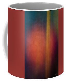 Color Abstraction Xxvii Coffee Mug