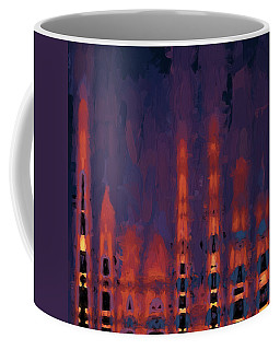 Color Abstraction Xxxviii Coffee Mug